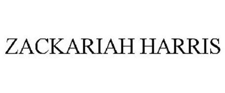 ZACKARIAH HARRIS