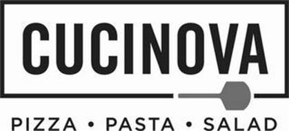 CUCINOVA PIZZA · PASTA · SALAD