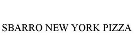 SBARRO NEW YORK PIZZA