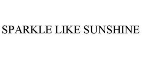 SPARKLE LIKE SUNSHINE
