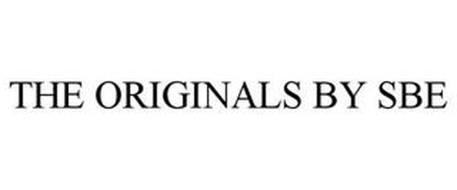 THE ORIGINALS BY SBE