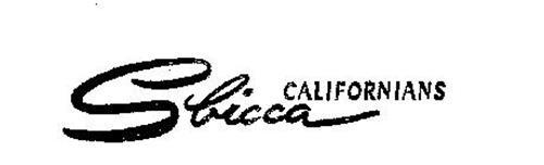 SBICCA CALIFORNIANS