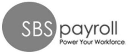 SBS PAYROLL POWER YOUR WORKFORCE