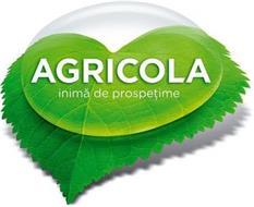 AGRICOLA INIMA DE PROSPETIME
