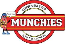 MUNCHIES CONVENIENCE FOR WHAT YOU CRAVE