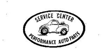 SERVICE CENTER PERFORMANCE AUTO PARTS