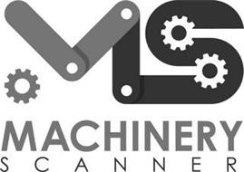 MS MACHINERY SCANNER