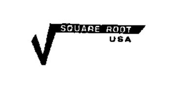 SQUARE ROOT USA