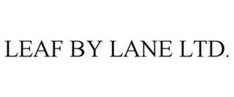 LEAF BY LANE LTD.