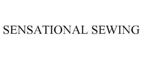 SENSATIONAL SEWING