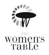 THE WOMEN'S TABLE