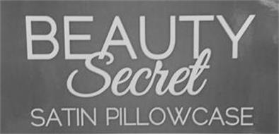 BEAUTY SECRET SATIN PILLOWCASE