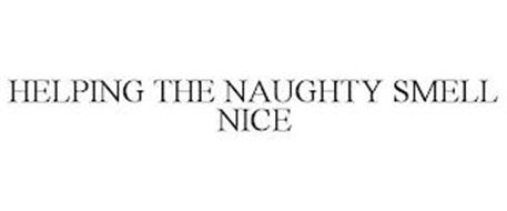 HELPING THE NAUGHTY SMELL NICE
