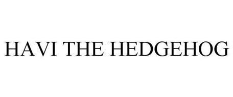 HAVI THE HEDGEHOG
