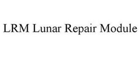 LRM LUNAR REPAIR MODULE