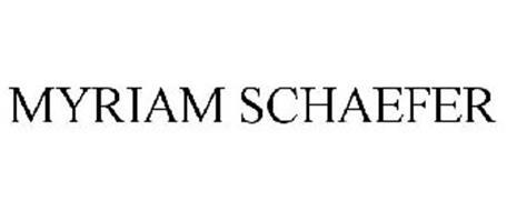 MYRIAM SCHAEFER