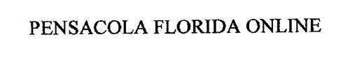 PENSACOLA FLORIDA ONLINE