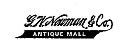 G. W. NEWMAN & CO. ANTIQUE MALL