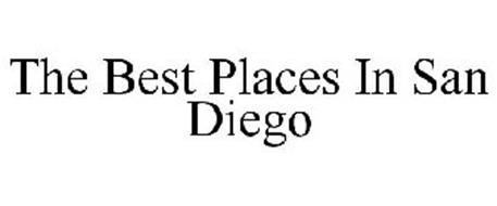 THE BEST PLACES IN SAN DIEGO