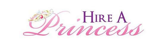 HIRE A PRINCESS