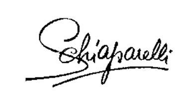 SCHIAPARELLI