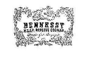 轩尼诗vsop Logo_HENNESSY V.S.O.P. RESERVE COGNAC GRANDE FINE CHAMPAGNE Trademark of SCHIEFFELIN CO ...