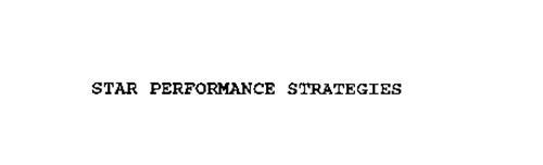 STAR PERFORMANCE STRATEGIES