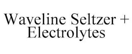 WAVELINE SELTZER + ELECTROLYTES