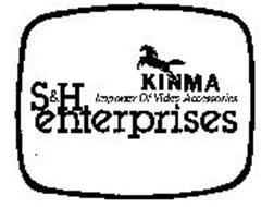 KINMA S&H ENTERPRISES IMPORTER OF VIDEOACCESSORIES