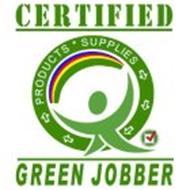 CERTIFIED GREEN JOBBER PRODUCTS · SUPPLIES
