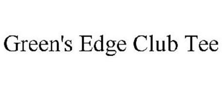GREEN'S EDGE CLUB TEE