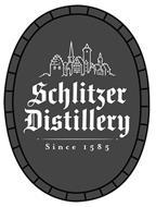 SCHLITZER DISTILLERY SINCE 1585