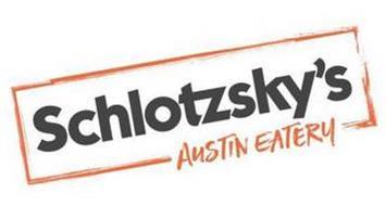 SCHLOTZSKY'S AUSTIN EATERY