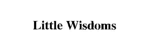 LITTLE WISDOMS