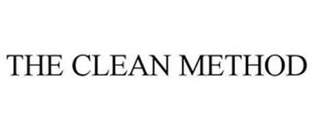 THE CLEAN METHOD