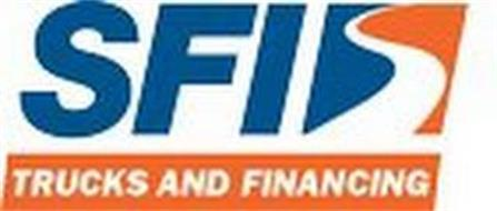 SFI TRUCKS AND FINANCING