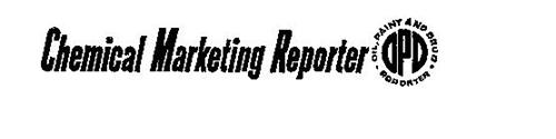 CHEMICAL MARKETING REPORTER OPD PAINT AND DRUG REPORTER