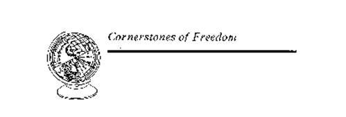 CORNERSTONES OF FREEDOM