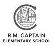 C R.M. CAPTAIN ELEMENTARY SCHOOL