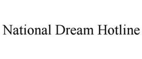 NATIONAL DREAM HOTLINE