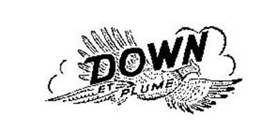 DOWN ET PLUME