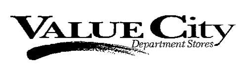 Value City Department Stores Trademark Of Schottenstein