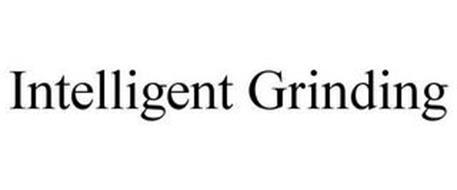 INTELLIGENT GRINDING