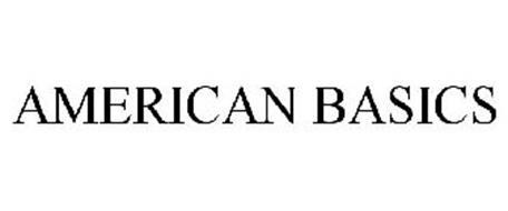 AMERICAN BASICS