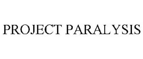 PROJECT PARALYSIS