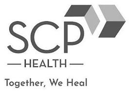 SCP - HEALTH - TOGETHER, WE HEAL