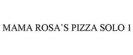 MAMA ROSA'S PIZZA SOLO 1