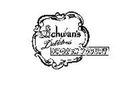 SCHWAN'S DELICIOUS FROZEN YOGURT