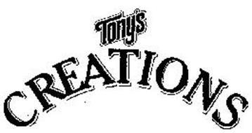 TONY'S CREATIONS