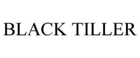 BLACK TILLER